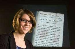 Duke Graduate Student Discovers Haiti's Original Declaration of Independence in British Archives