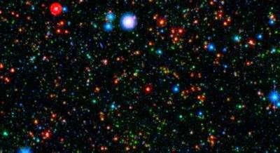 Galaxies' Glory Days Revealed