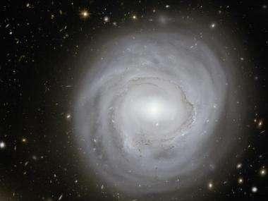 Galaxy at the Edge