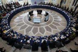 """Germany: Climate meeting """"broke the ice"""" (AP)"""