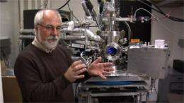 Giant 'microscope' will use neutrons to study glass transition
