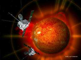 Global eruption rocks the sun