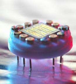 Shining light on graphene sensors