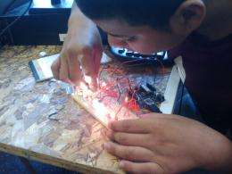 Computer scientists bring digital world to Bronx kids