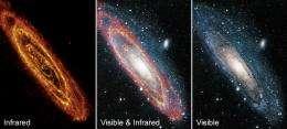 Herschel spacecraft celebrates one year of spectacular science