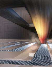 Scientists Strive to Replace Silicon with Graphene on Nanocircuitry