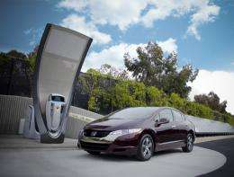 Honda Begins Operation of New Solar Hydrogen Station