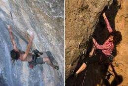How high can a climber go?