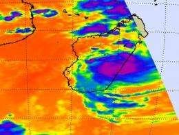 Hubert's remnants still raining on southern Madagascar