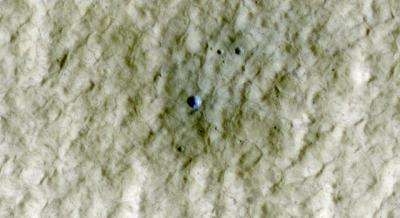 Hundreds of New Views from Telescope Orbiting Mars