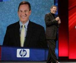 Hurd's Oracle gig: Is Ellison perk or problem? (AP)