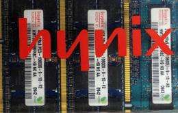 Hynix Semiconductor 4th-quarter profit plunges (AP)