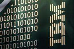 IBM's profit increases and revenue growth resumes (AP)