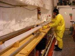 Ice core drilling effort involving CU-Boulder to help assess abrupt climate change risks