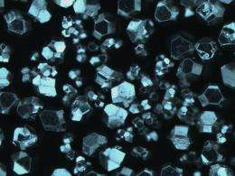 Silver-diamond composite offers cooling capabilities for electronics