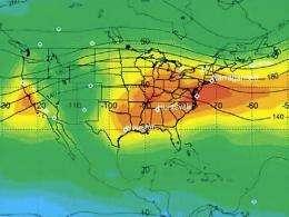 Increasing 'Bad' Ozone Threatens Human and Plant Health