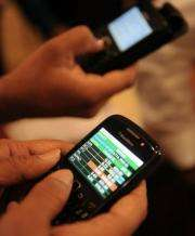India adds 15-17 million new mobile subscribers every month, says a telecom research group
