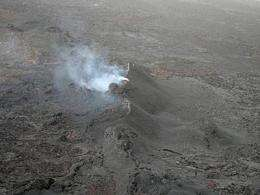 Insight into volcanic eruptions, courtesy of space
