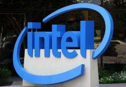 Intel said Monday it was in talks with US antitrust watchdogs