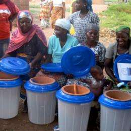 In the World: Clean Water for Ghana
