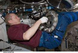 Space sensor makes bolts smarter