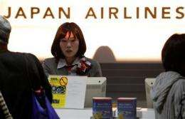 Japan Airlines bankruptcy filing expected Tuesday (AP)