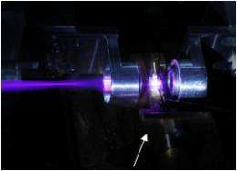 Japanese researchers develop world's first blue-violet ultrafast pulsed semiconductor laser with 100 watt output