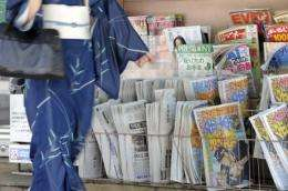 Japan's newspapers have defied many of the woes that have beset their western print peers