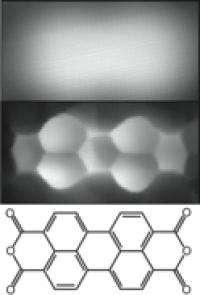 Juelich researchers take a look inside molecules