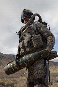 Lockheed Martin tests the advanced HULC robotic exoskeleton