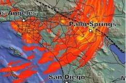 'M8' earthquake simulation breaks computational records, promises better quake models