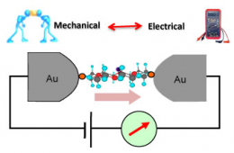 Manipulating molecules for a new breed of electronics