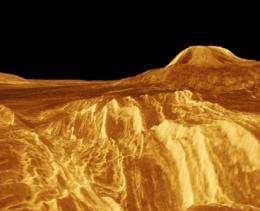 Mapping Venus