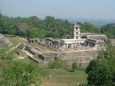 Mayan buildings may have operated as sound projectors