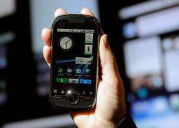 McAfee has seen software threats to mobile devices steadily increase in recent years