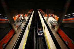 Mediterranean countries offer fewer urban transport options than Central European ones