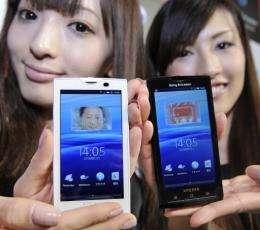 Japan's NTT DoCoMo to launch Xperia smart phone