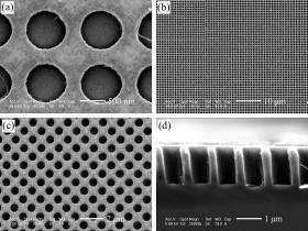 Silicon nanohole solar cells aim to make photovoltaics cost-competitive