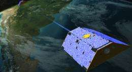 NASA and DLR Sign Agreement to Continue Grace Mission Through 2015
