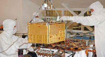 NASA Mars rover will check for ingredients of life