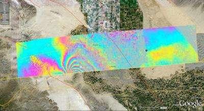 NASA Radar Images Show How Mexico Quake Deformed Earth