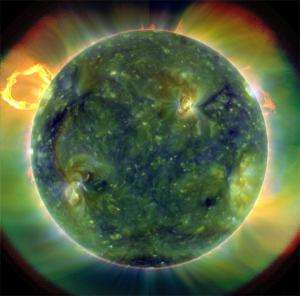 NASA's New Eye on the Sun Delivers Stunning First Images