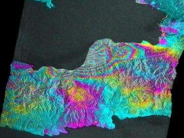 NASA study of Haiti quake yields surprising results