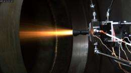 NASA test aids robotic lander's ability to land safely