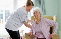 Near Life's End, Older Patients Benefit from Aid with Daily Activities