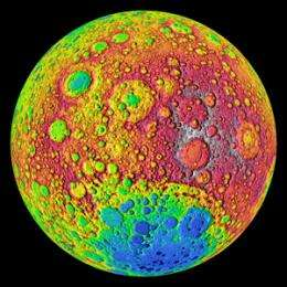 New analysis explains formation of bulge on far side of moon