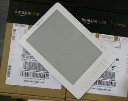 New Kindle software in the works