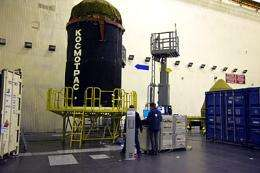 New launch date for CryoSat-2 confirmed