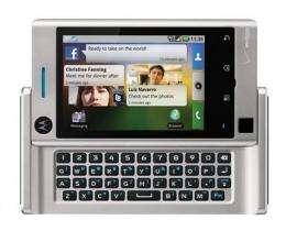 New Motorola Android phone on Verizon: the Devour (AP)