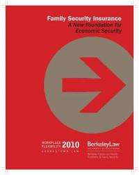 New report calls for family-security insurance